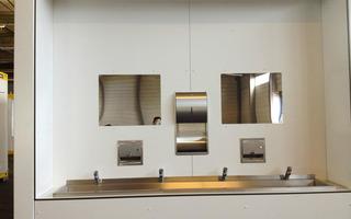 MM bvba - Opwijk - Toilet dames