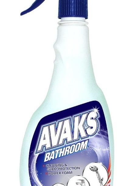 Nettoyant salle de bain + détartrant 500ML
