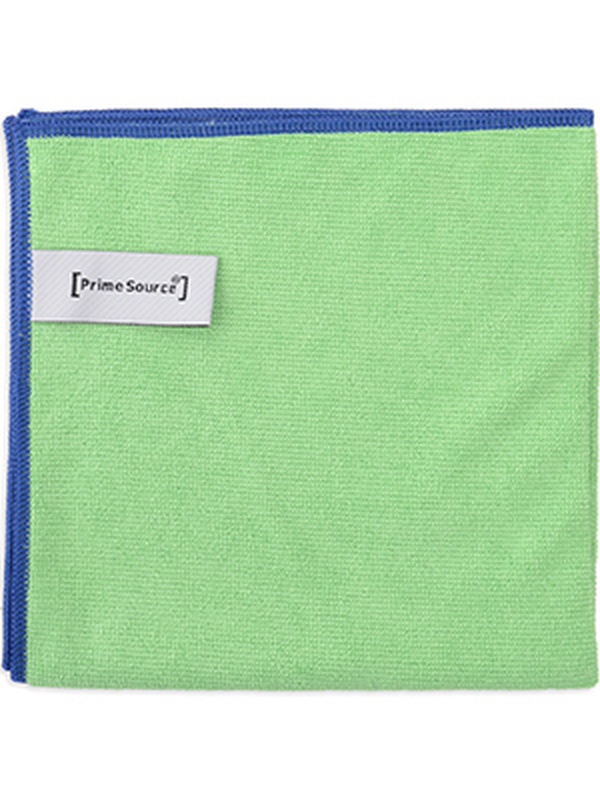 Microveseldoek Primesource Groen 38x38cm (10)