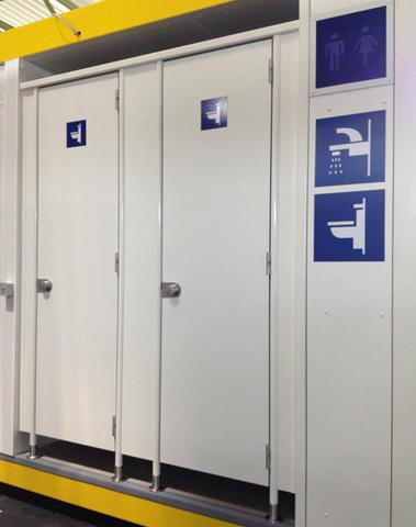 MM bv - Toiletdames