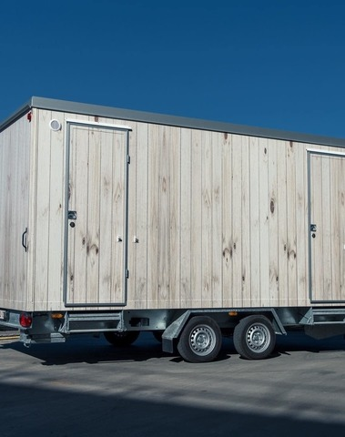 MM bvba - Toiletverhuur Medium wagen